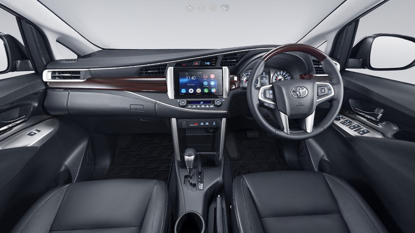 Innova New Venturer Pilihan Warna Grand Veloz 2017 Spesifikasi Toyota Fzmotovlog