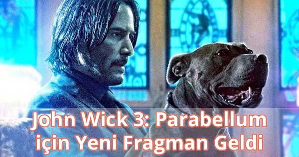 John Wick 3: Parabellum Fragman İzle