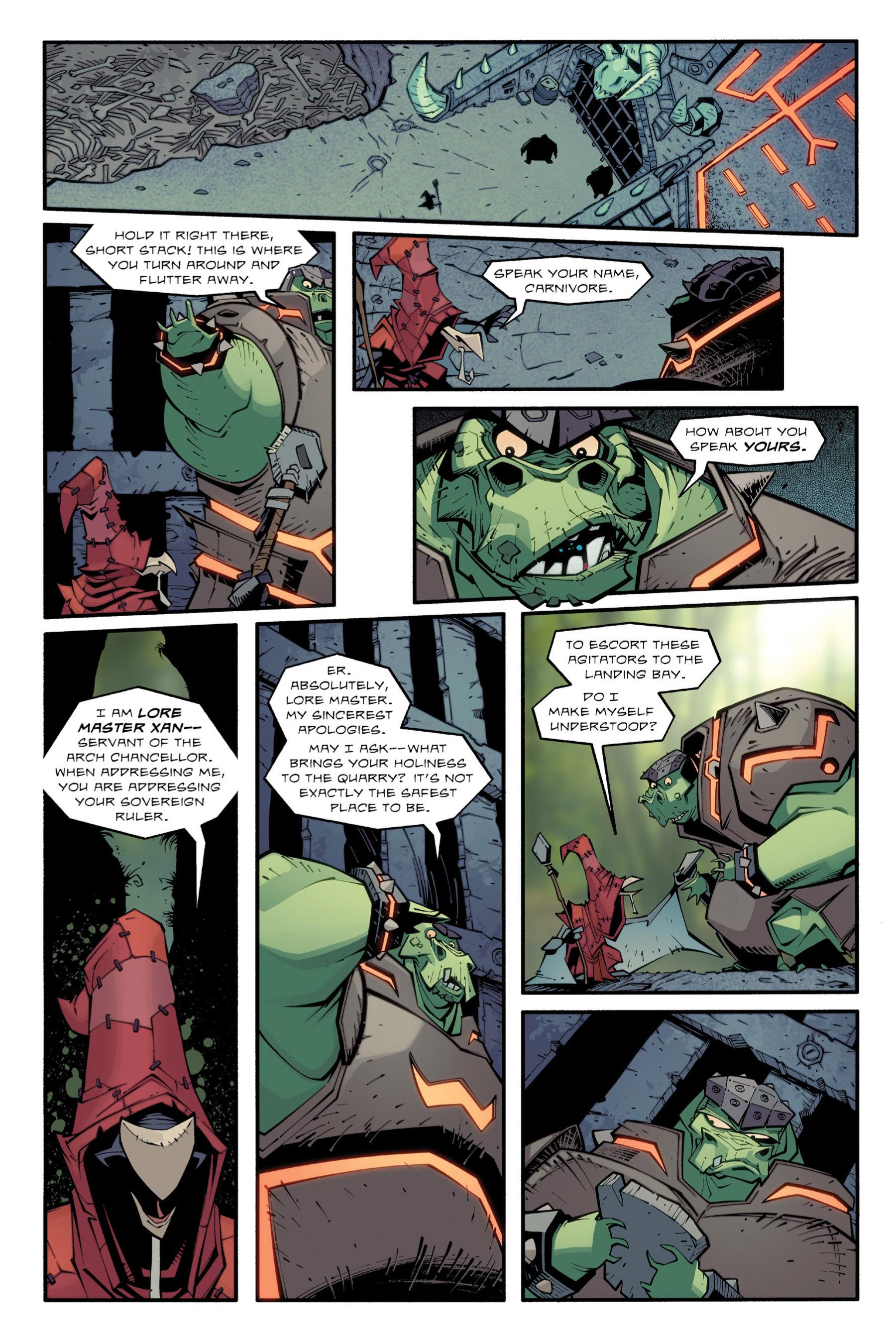 Read online Rexodus comic -  Issue # Full - 71