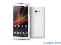 Cara Flashing Sony Xperia ZL C6502 Via Flashtool