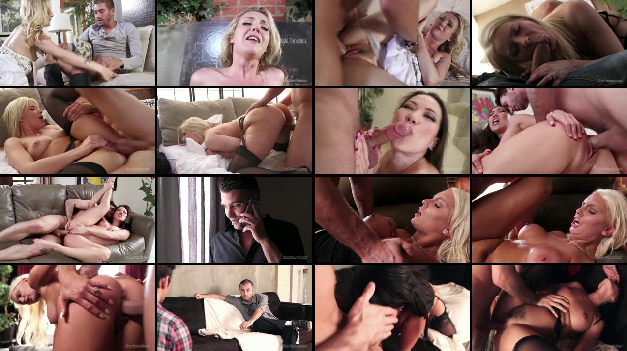 [18+] A Hotwife Is A Shared Wife 2016 DVDRip 600MB xXx Screenshot