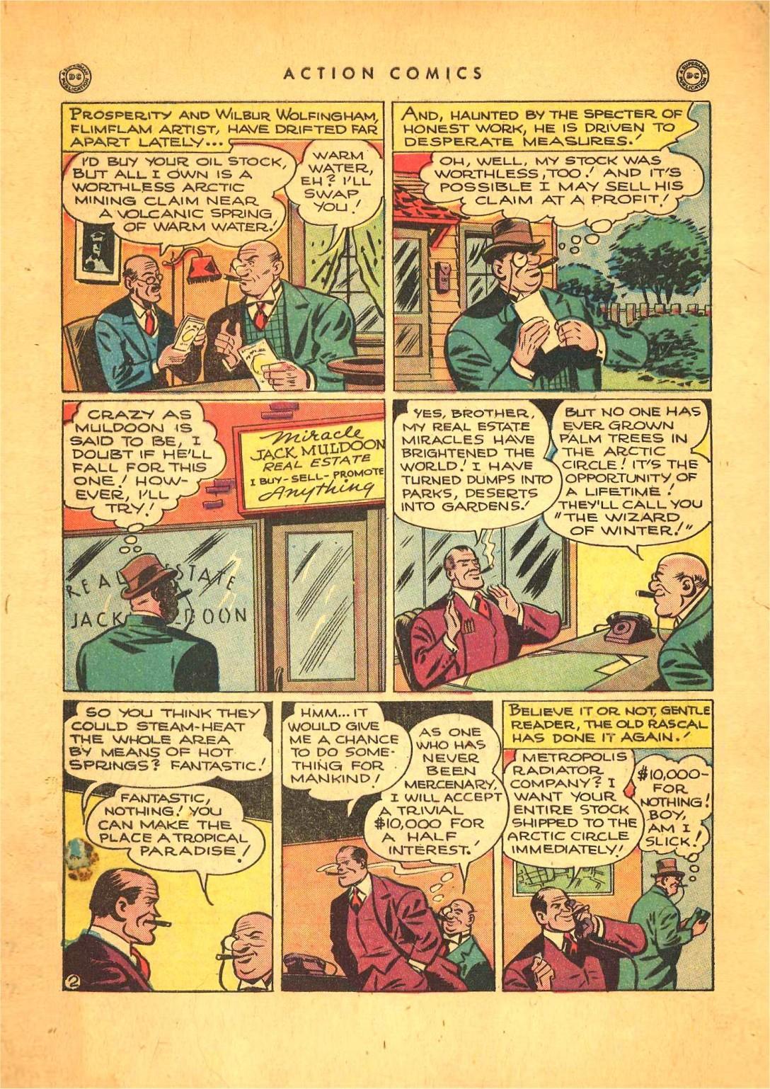 Action Comics (1938) 116 Page 2