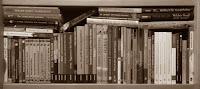 meine kleine Hunde-Bibliothek