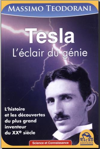 Livre : Tesla, L'éclair du génie - Massimo Teodorani PDF