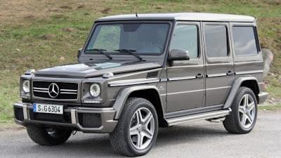 Sự thay đổi mạnh mẽ về kỹ thuật của Mercedes-Benz G-Class mới