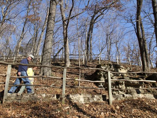 Undiscovered burial mounds may abound in Iowa national park