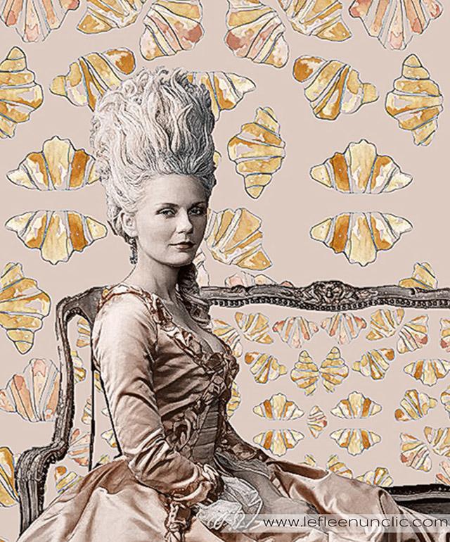 l'histoire du croissant, croissant, Marie-Antoinette, FLE, le FLE en un 'clic'