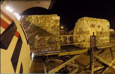 Latam Cargo San Valentin Quito