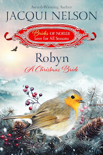 Robyn: A Christmas Bride book cover
