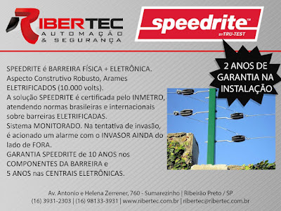 Barreira Perimetral Speedrite