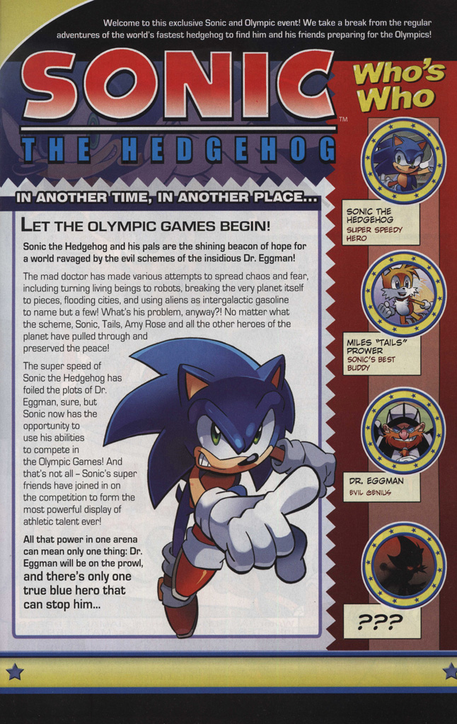 Read online Sonic The Hedgehog comic -  Issue #242 - 3