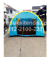 produksi tenda dome lorong