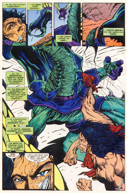 Read online Conan the Adventurer comic -  Issue #12 - 16