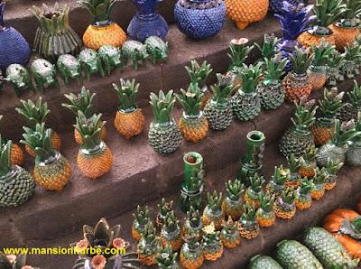 Artesanías Michoacanas en el Tianguis Artesanal de Domingo de Ramos en Uruapan