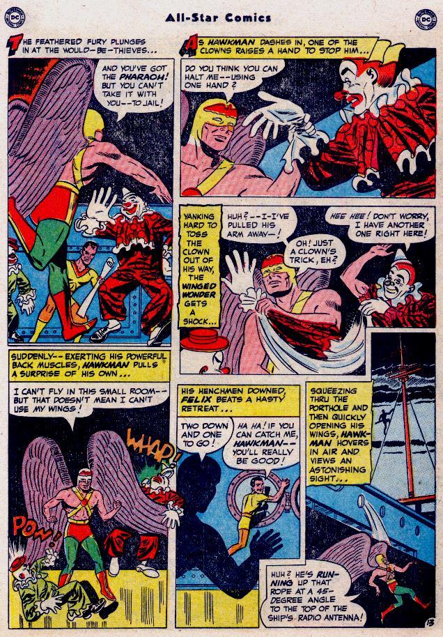 Read online All-Star Comics comic -  Issue #54 - 17