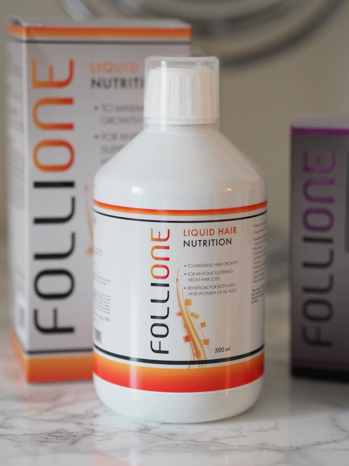 Follione review liquid hair nutrition Priceless Life of Mine over 40 lifestyle blog