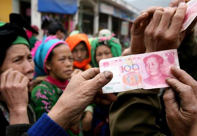 Cuộc chiến thương mại, giá nhân dân tệ về đáy 10 năm