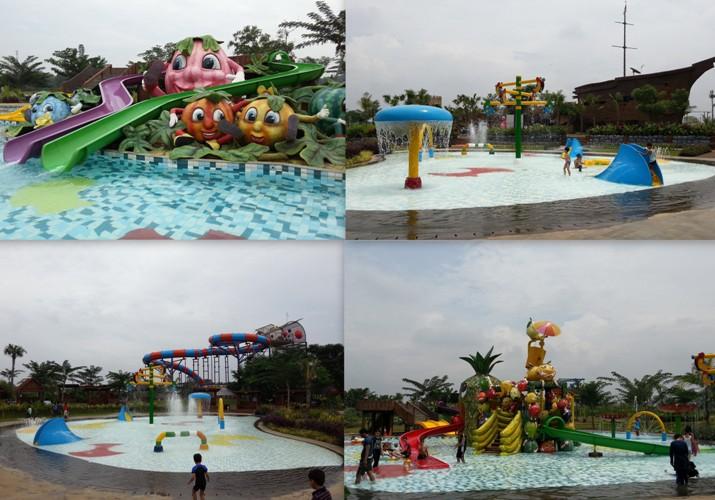 Kiddos Travel Stories Water Kingdom Taman Buah Mekarsari