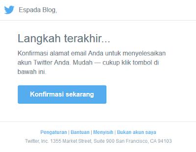 Cara Daftar dan Membuat Akun Twitter Terbaru 11