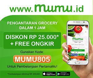 Mudahnya Membeli Sembako Melalui Internet di Mumu.com