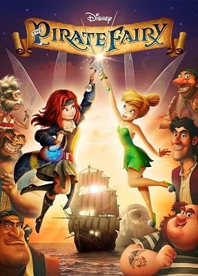 Watch The Pirate Fairy (2014) Online For Free Full Movie English Stream