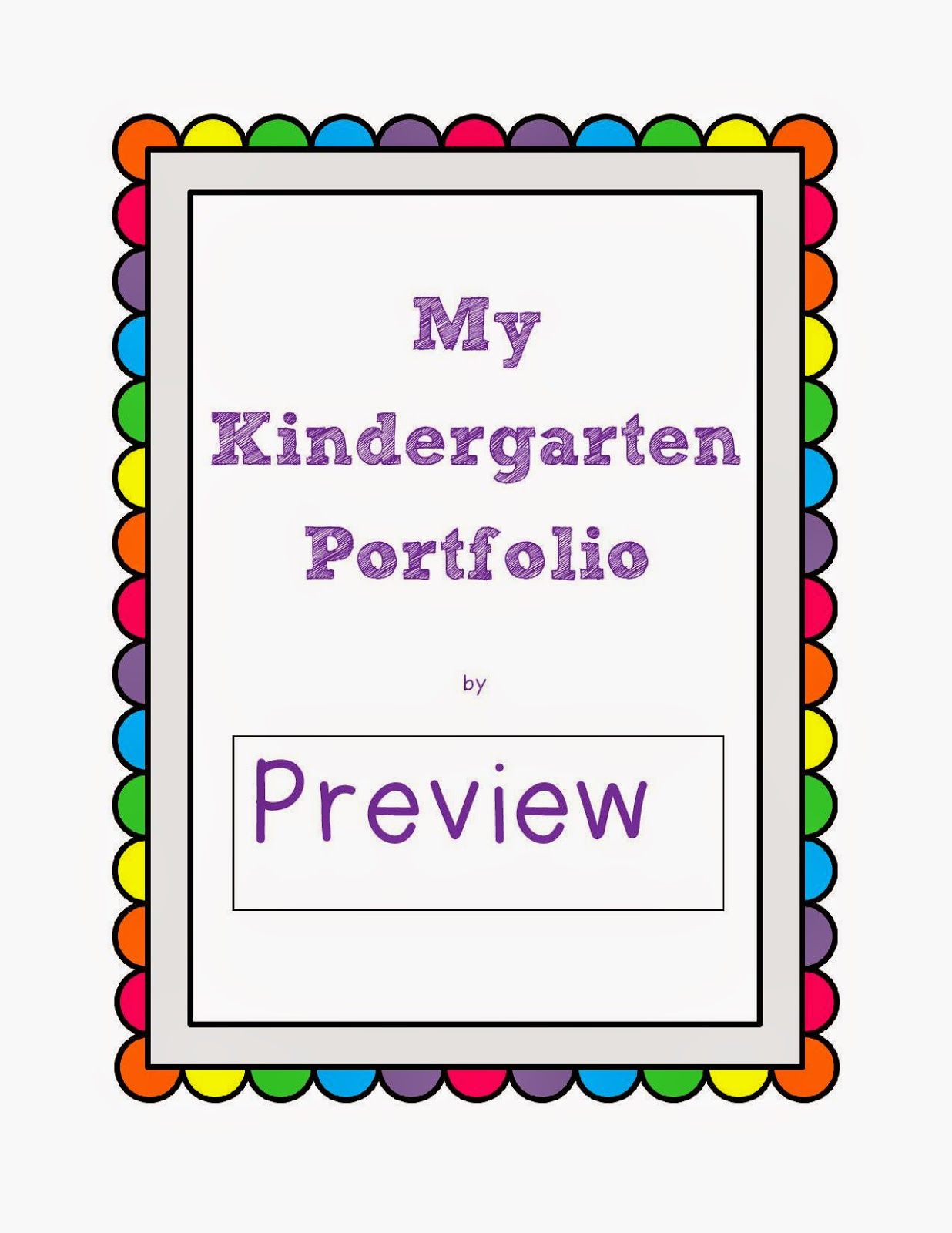 First Week Of School Beginning Of The Year Kindergarten Tpt