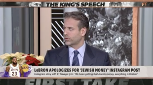 """LeBron James Apologizes for 'Jewish Money' Instagram Story"""