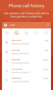 Couple Tracker – Phone monitor v1.77 Unlocked Cracked For Android