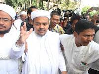 Habib Rizieq Resmi Dijadikan Tersangka Kasus Dugaan Penistaan Pancasila Oleh Polda Jabar