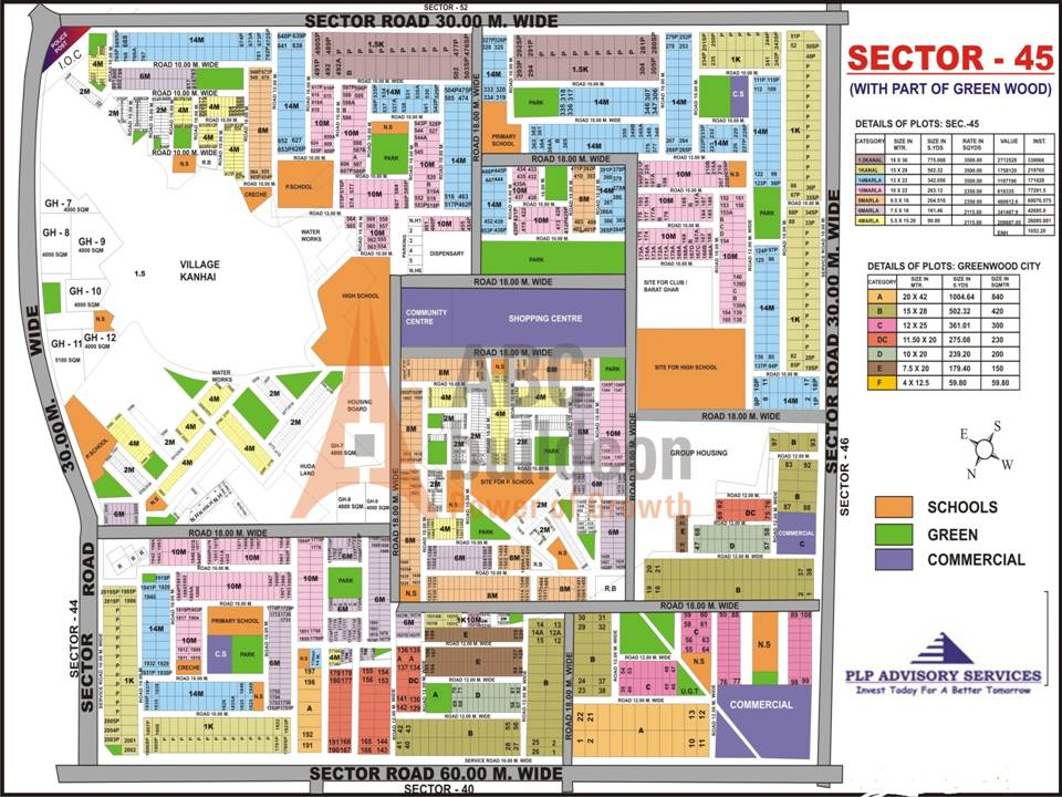 Language In 45 And 47 Stella Street: Residential Plots For Sale In Gurgaon +91-9873498205