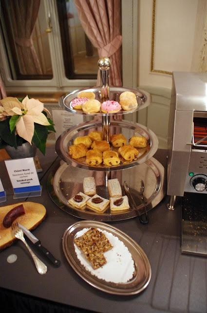 Hotel Schweizerhof Luzern Breakfast