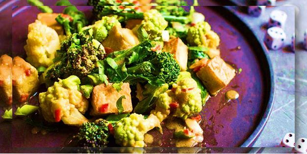Resep Sayuran Sehat Tumis Brokoli Tahu