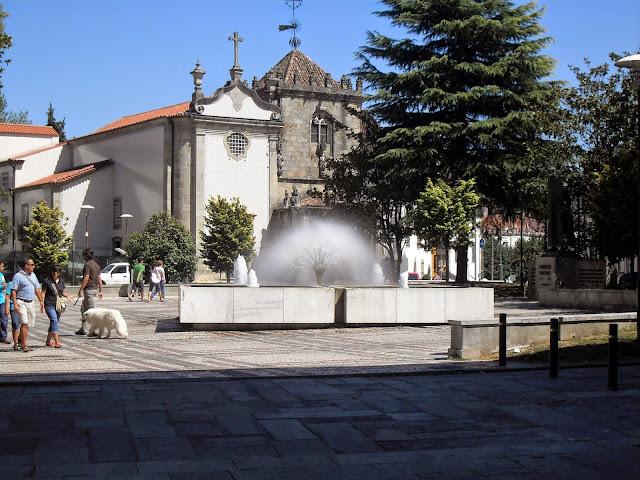 centro turístico de Braga