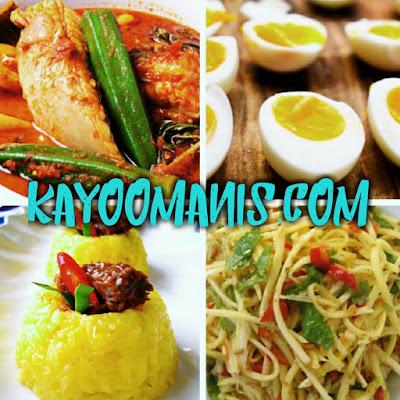 Blog Kayoomanis Koleksi Resepi Masakan Moden Dan Tradisional