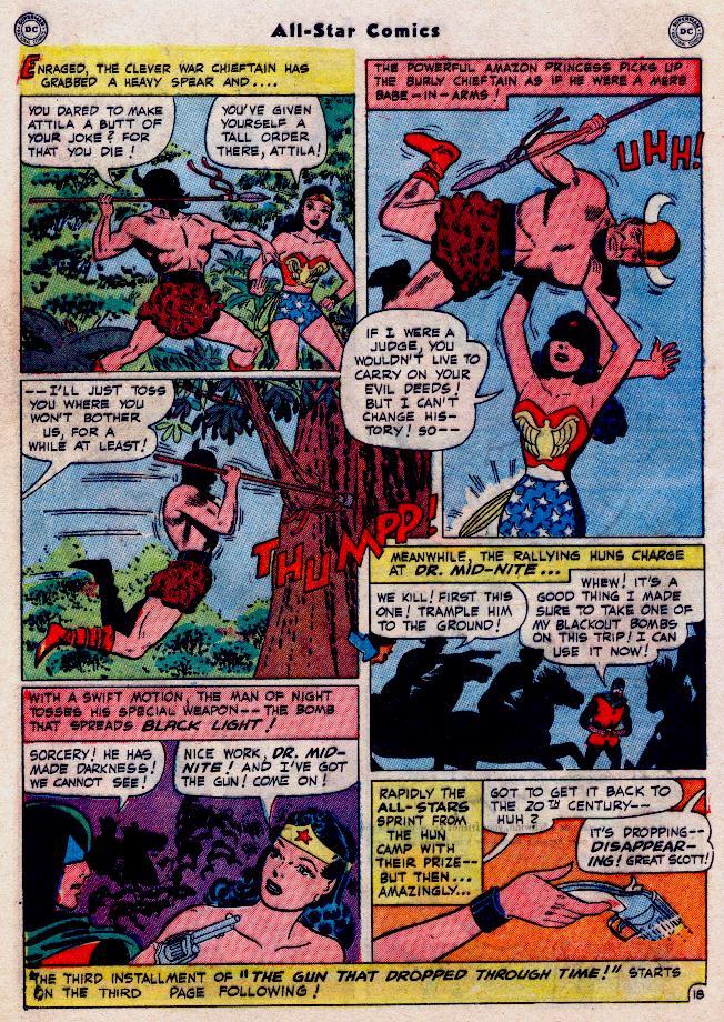 Read online All-Star Comics comic -  Issue #53 - 22