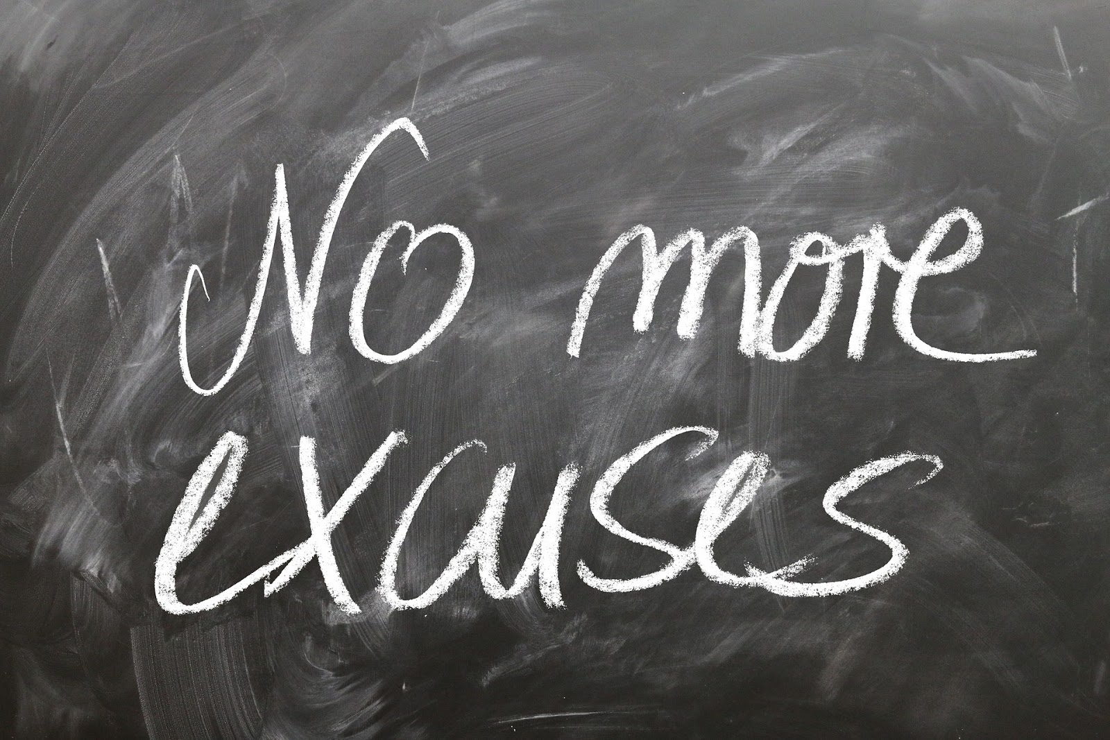 Stop Giving Excuses - Best Motivational Articles