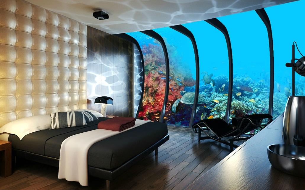 Poseidon Undersea Resort Di Fiji