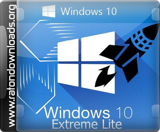 Windows 10 FALL Extreme Lite 2017