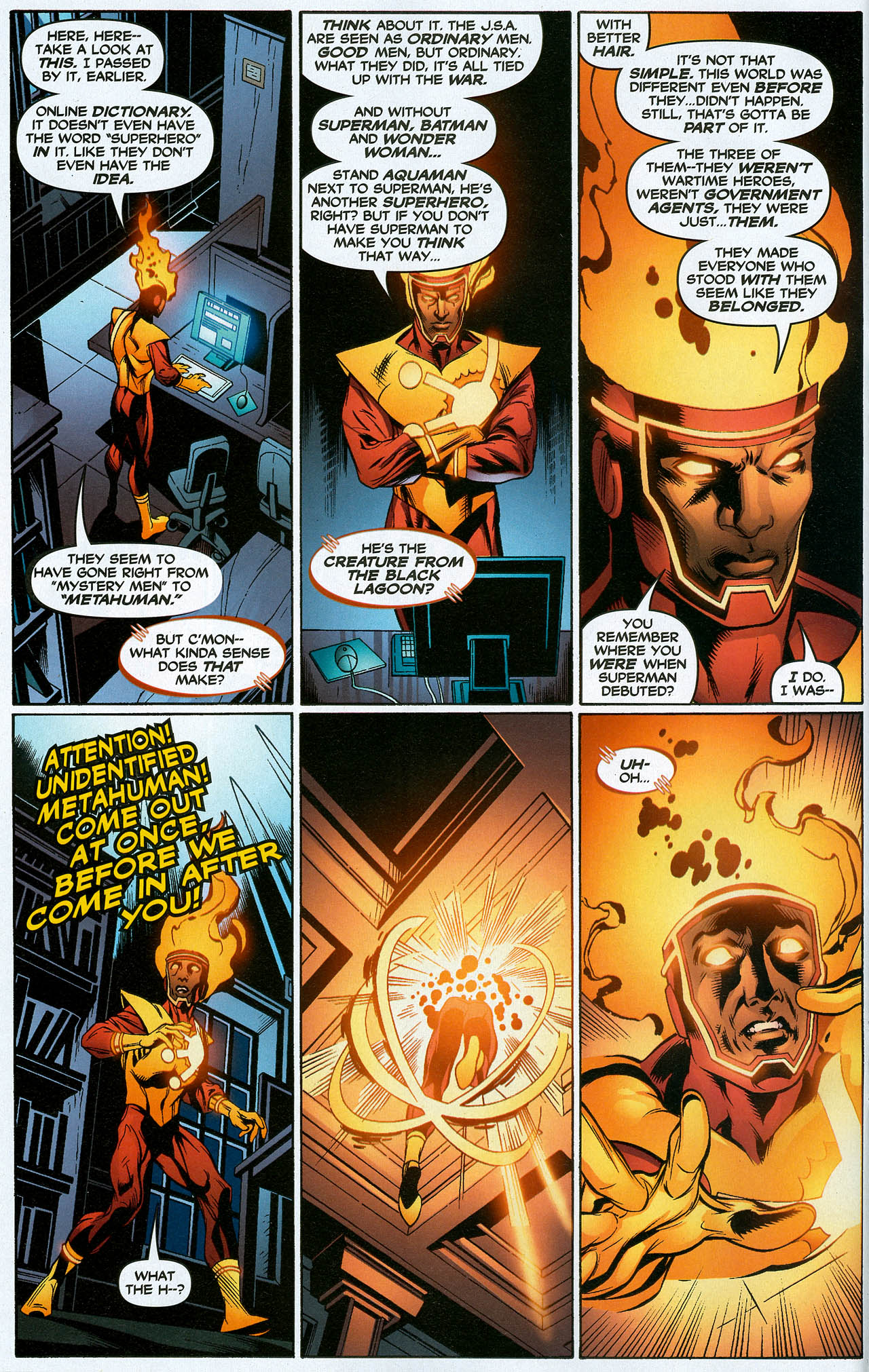 Read online Trinity (2008) comic -  Issue #20 - 12