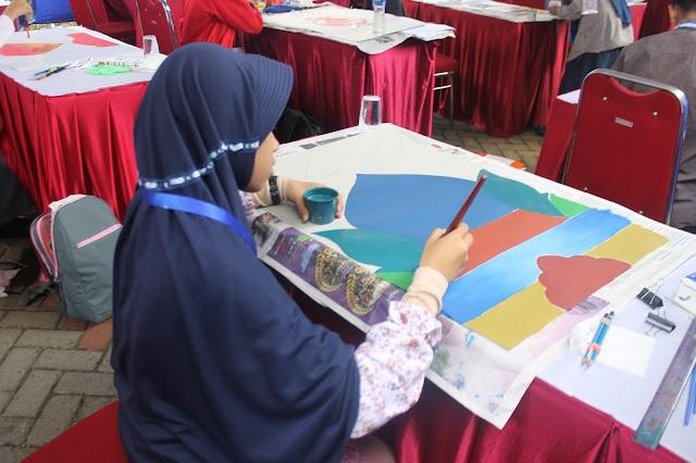 Juara Kaligrafi Dekorasi 2017 Jawa Timur