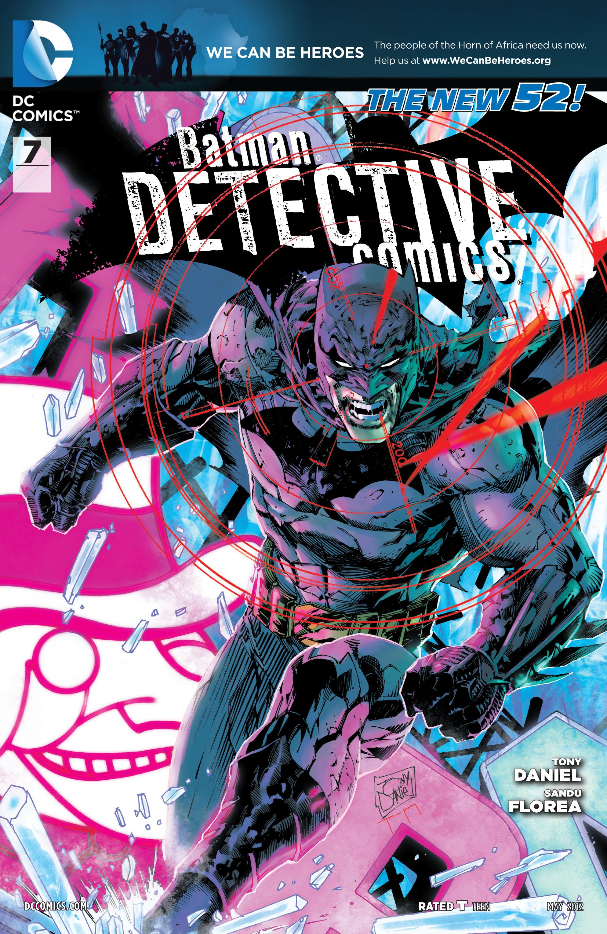 Detective Comics (2011) 7 Page 1