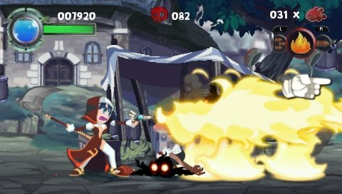 game ppsspp android cso ukuran kecil twin blades