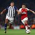 West Bromwich Albion Berhasil Ditahan Imbang oleh Arsenal, 31 Desember 2017