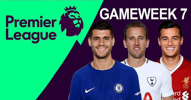 Premier League Week 7 Predictions