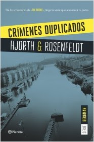 Michael Hjorth y Hans Rosenfeldt,