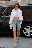Bella Hadid in 3 4th Jeans In New York ~  Exclusive 014.jpg
