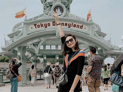 Gesya Shandy di Jepang