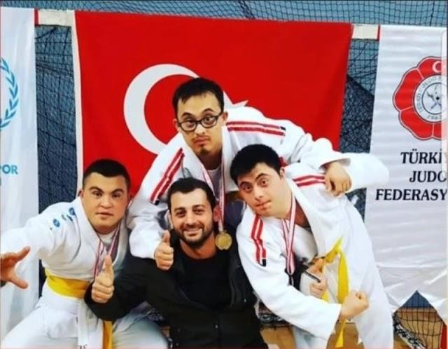 2019 Dünya Down Sendromlular Judo şampiyonasında altın madalya kazanan sporcumuz?