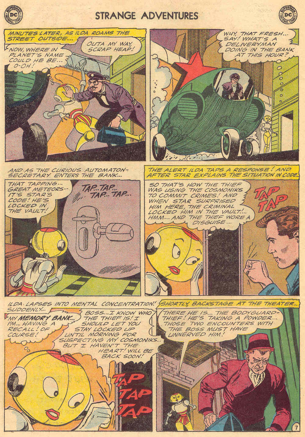 Strange Adventures (1950) issue 176 - Page 10