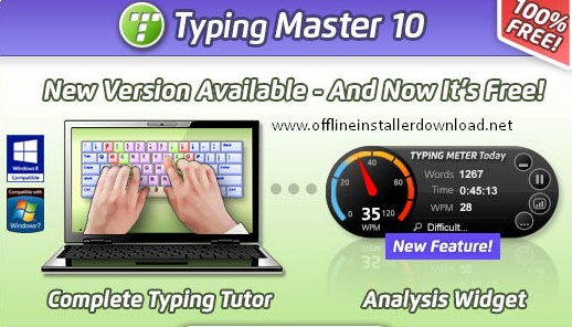 Offline typing master free download